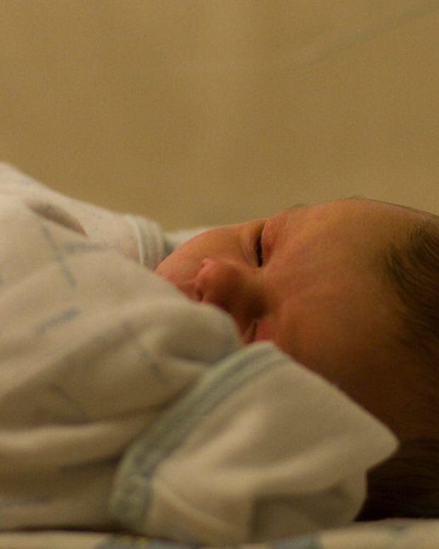 Mother Arrested After Newborn Dies Of Meth Overdose Promo Image