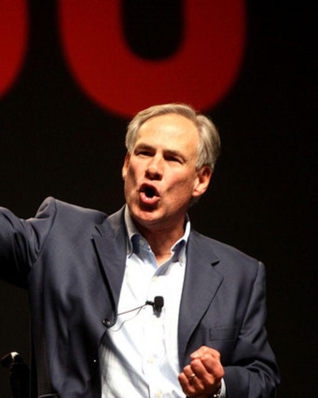 Texas Governor Threatens 'Sanctuary' Universities Promo Image