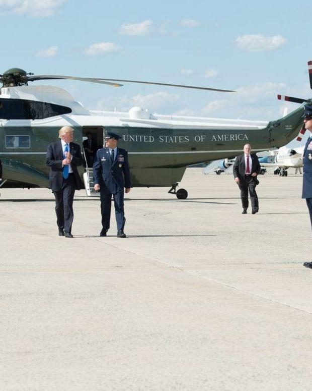"Trump Promises ""Generous, Kind"" Health Care Reform Promo Image"