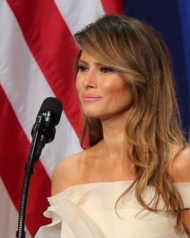 Did Donald Trump Forge Melania's Signature? (Photo) Promo Image