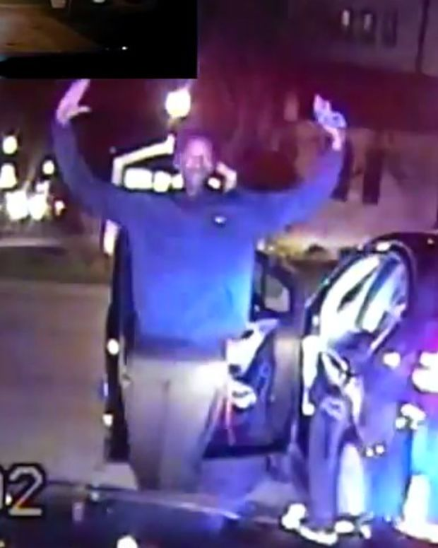 Cops Violently Arrest Black Man For 'Stealing' Own Car (Video) Promo Image
