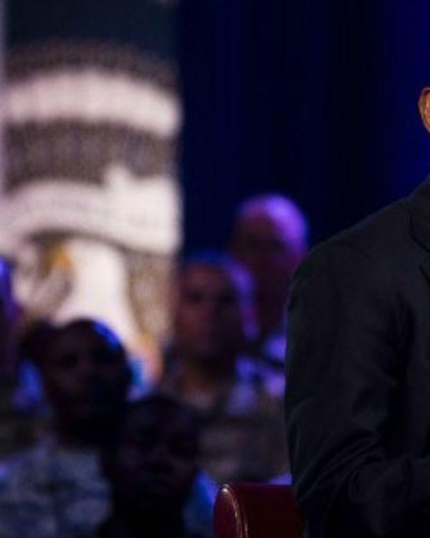 Obama Explains Why He Won't Say 'Islamic Terrorism' Promo Image