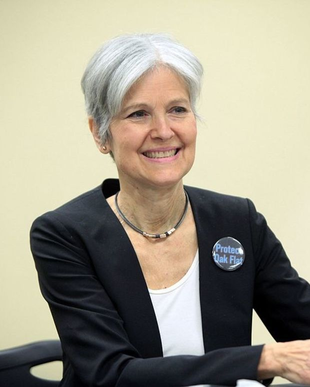 CNN To Host Town Hall With Green Party's Jill Stein Promo Image