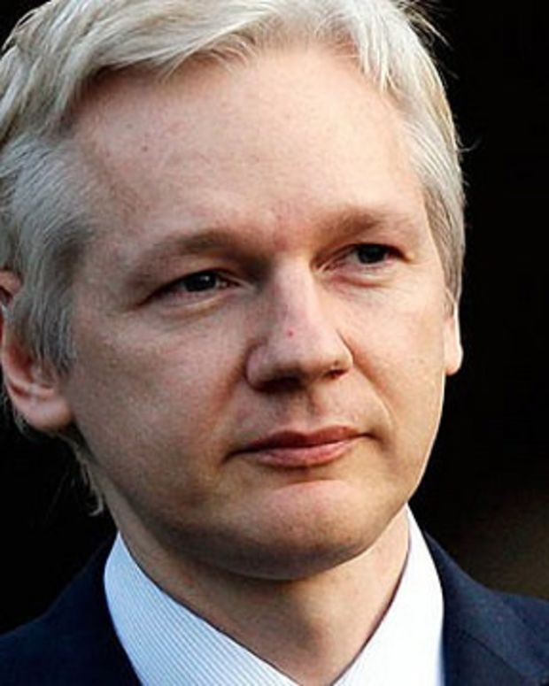 Wikileaks Director: 'A Lot More Material' Coming Promo Image
