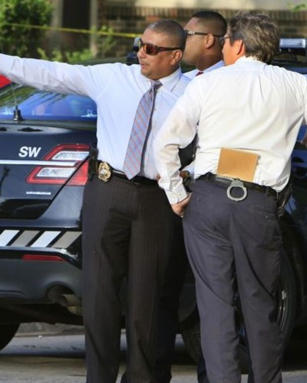 Oklahoma Cops Kill Accused Car Thief, Questions Raised (Video) Promo Image