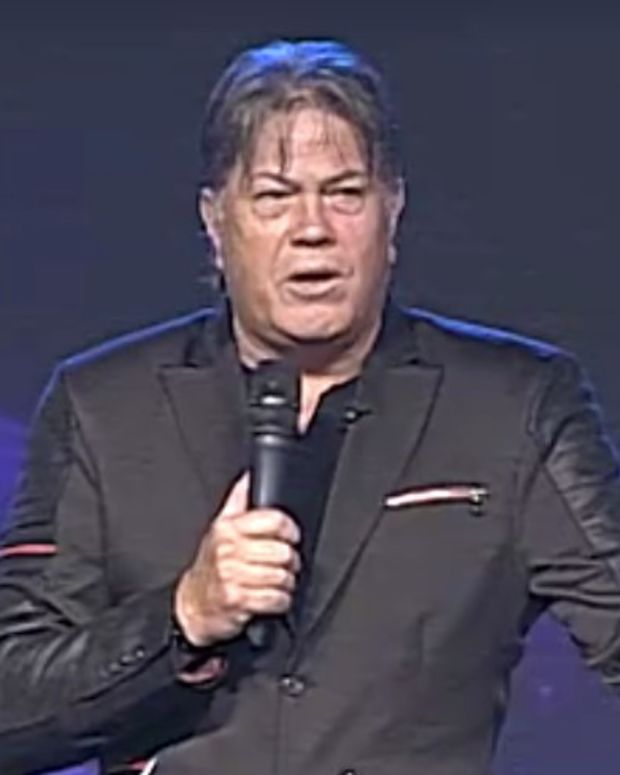 Pastor Blames Earthquakes On Gay People (Video) Promo Image