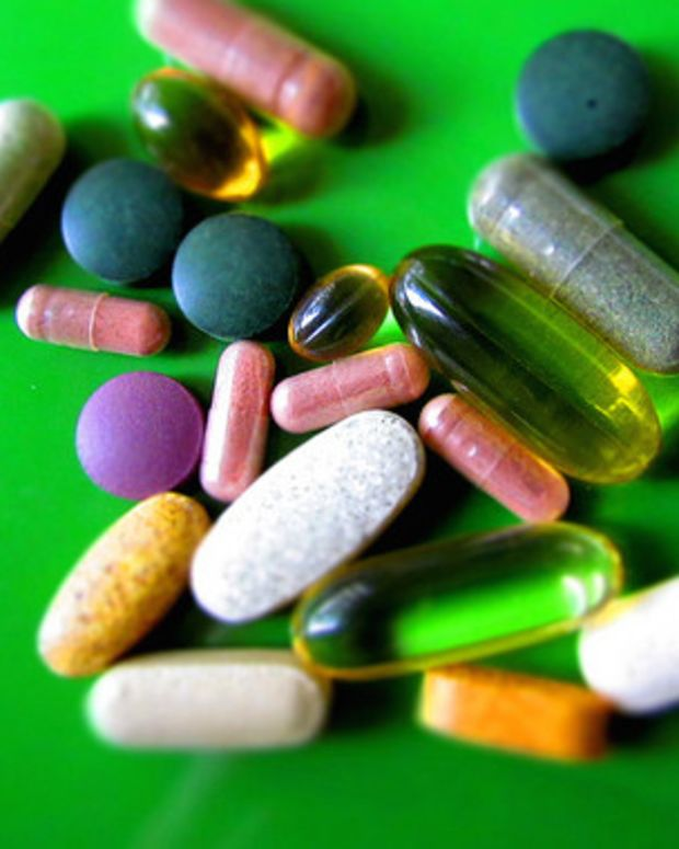 Panel: Dietary Supplement Ingredients Can Make You Sick Promo Image