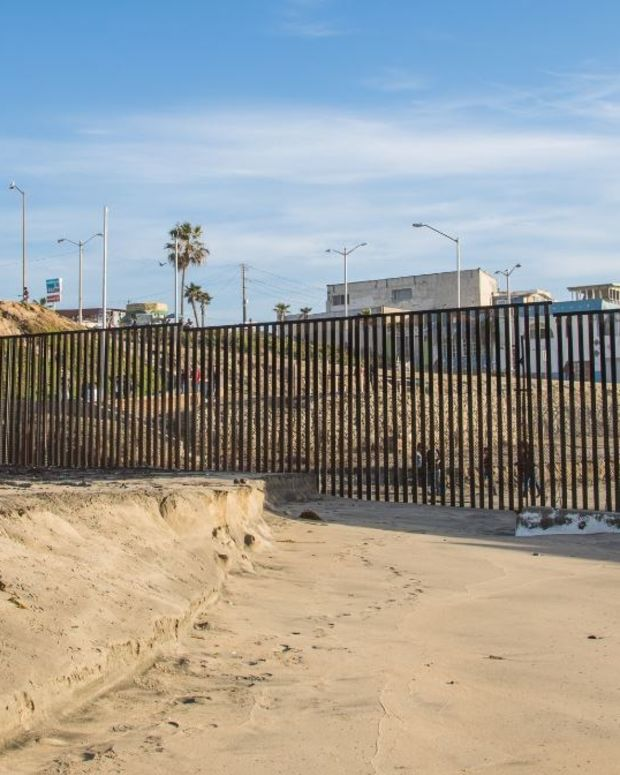 Former Border Agents: Wall Is 'Critical' To Lower Crime Promo Image