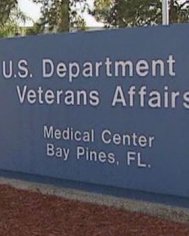 VA Staff Left Veteran's Body In Shower For 9 Hours Promo Image