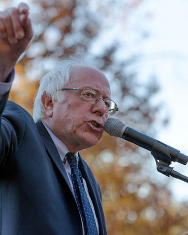 Sanders: AHCA Should Be 'Flushed Down the Toilet' Promo Image