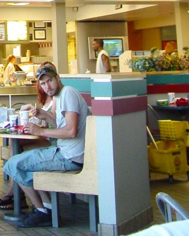 Kids Get Diabetes Care, McDonald's Food In Hospitals Promo Image