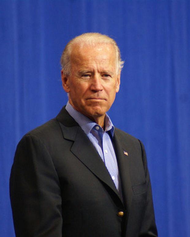 Joe Biden Says Hillary Clinton Wasn't A Great Candidate Promo Image