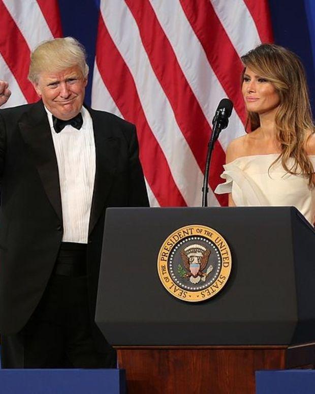 Rosie O'Donnell Advises Melania Trump To Divorce Donald Promo Image
