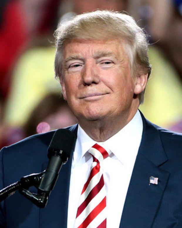 Trump Invites Benghazi Victim's Mother To Third Debate Promo Image