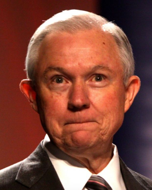 Sessions Told Senate He Couldn't Recall 26 Times (Video) Promo Image