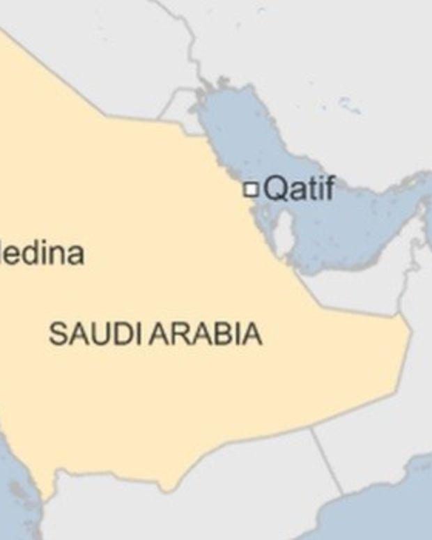 Suicide Bomber Kills 2 In Saudi Arabia Promo Image