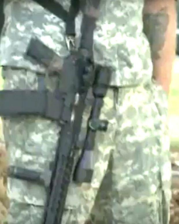 Georgia Militia Shuts Down Meeting About Mosque (Video) Promo Image
