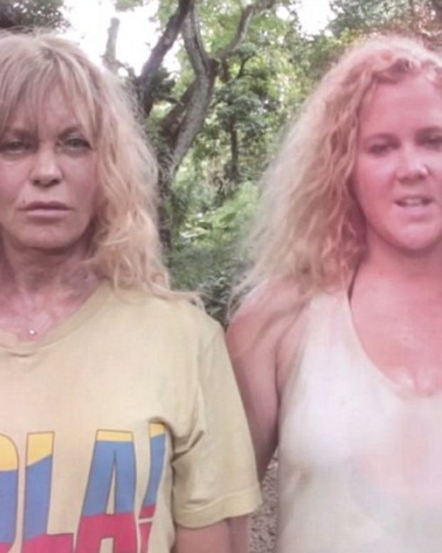 Amy Schumer Slammed For Beyonce Parody (Video) Promo Image