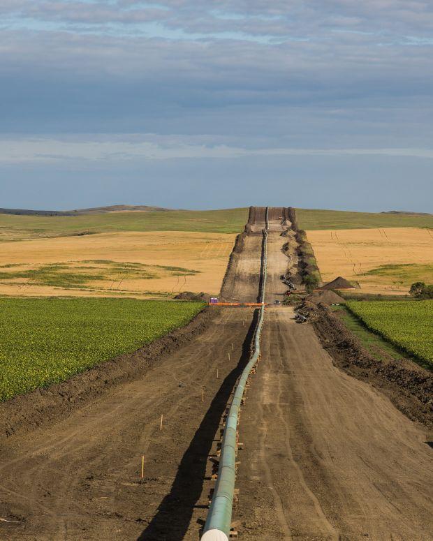 Judge Right To Halt North Dakota Pipeline Work Promo Image