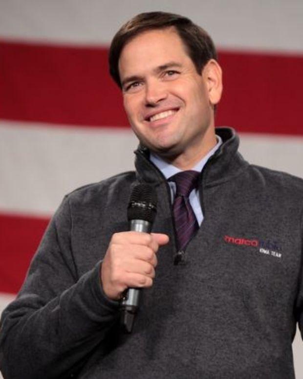 Twitter Reacts To Rubio's Failed Attempt To Hug Ivanka (Photos) Promo Image