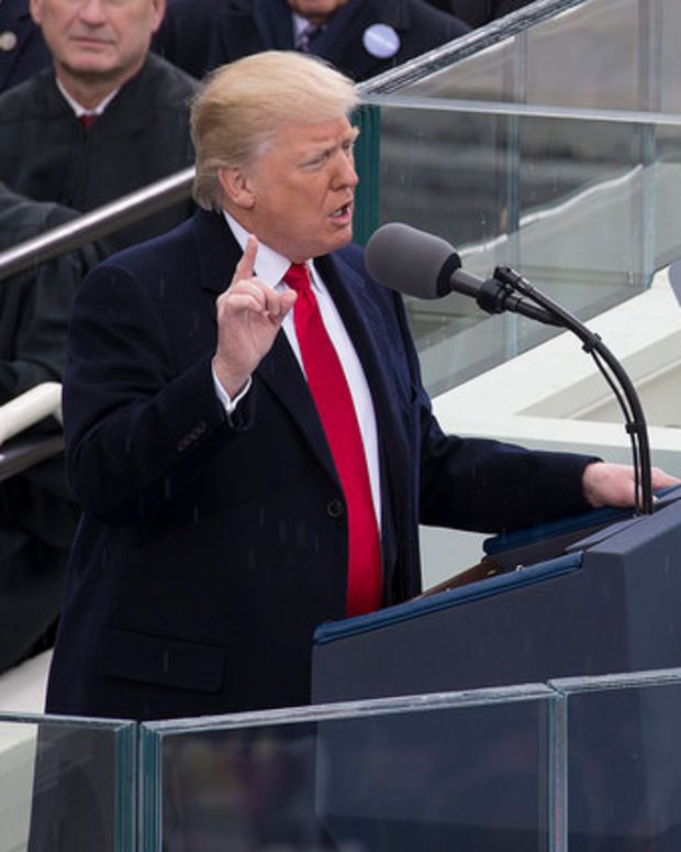Poll: Trump Most Polarizing President In Decades Promo Image