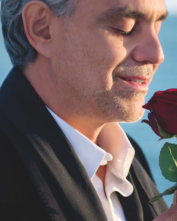 Trump Eyes Bocelli To Perform For Inauguration Promo Image