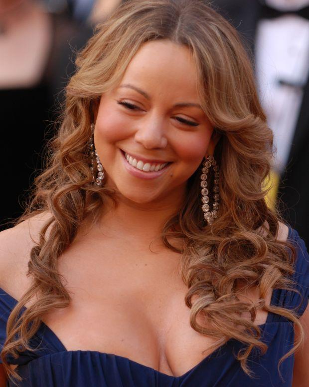 Shocking Photos Stir Mariah Carey NYE Controversy   Promo Image