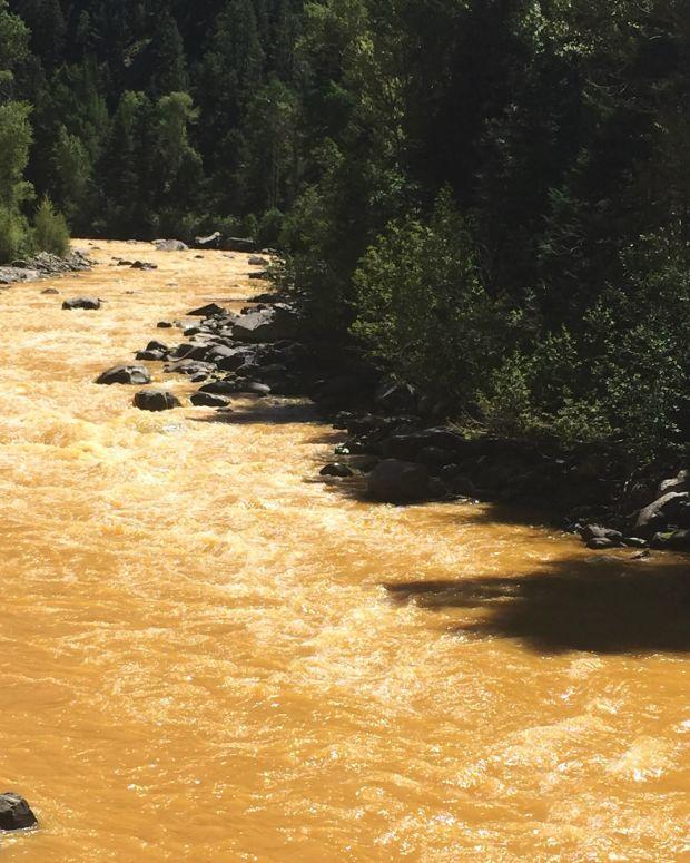 Navajo Nation To Sue EPA Over Animas River Spill Promo Image