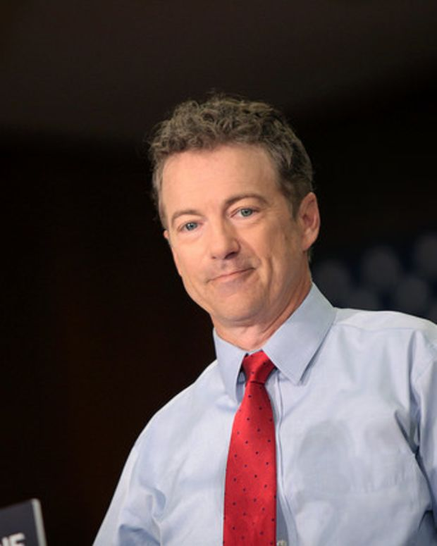 Rand Paul: Clinton Can't Be Above The Law Promo Image