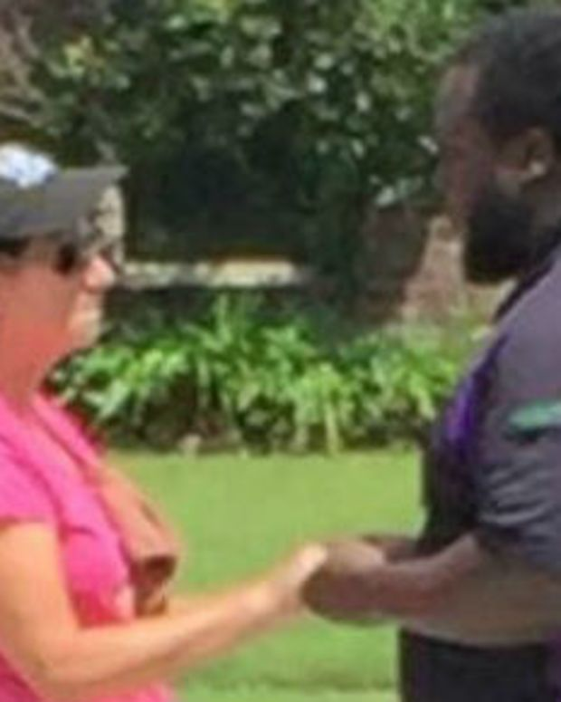 Delivery Man's Act Of Kindness Goes Viral Promo Image