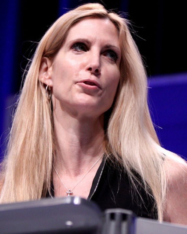 Ann Coulter: Seattle Not 'Worth Saving' From Nuke Promo Image