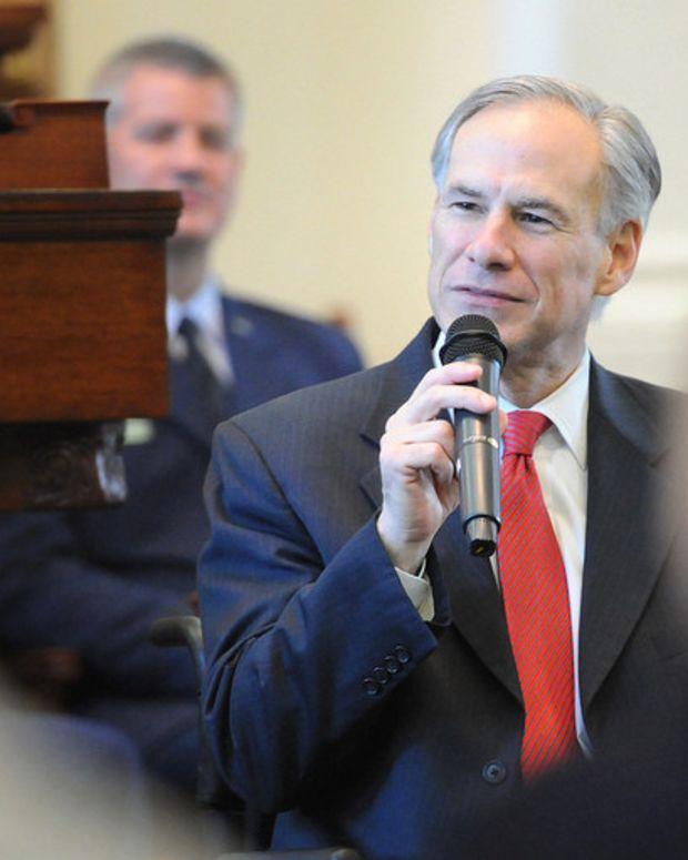 Texas Governor Signs Anti-Sanctuary City Bill Promo Image