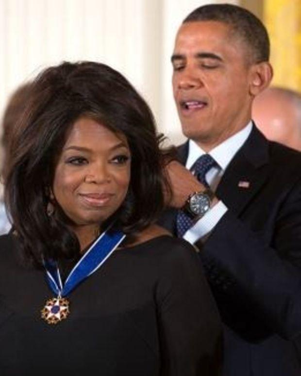 Oprah Considering 2020 Presidential Run Promo Image