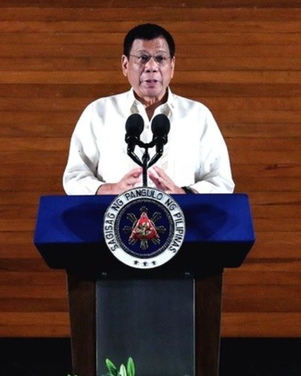 Philippine President: US Special Forces 'Have to Go'  Promo Image