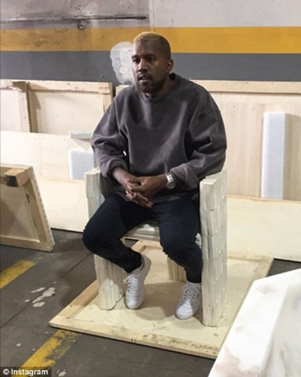 Kanye West Spotted For First Time Since Hospitalization Promo Image