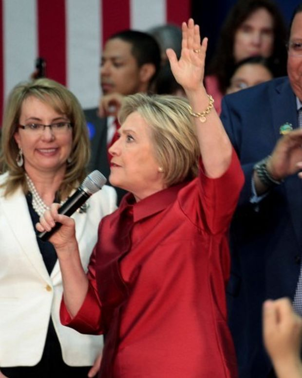 Book: Clinton Says 2016 Election 'Was My Last Race' Promo Image