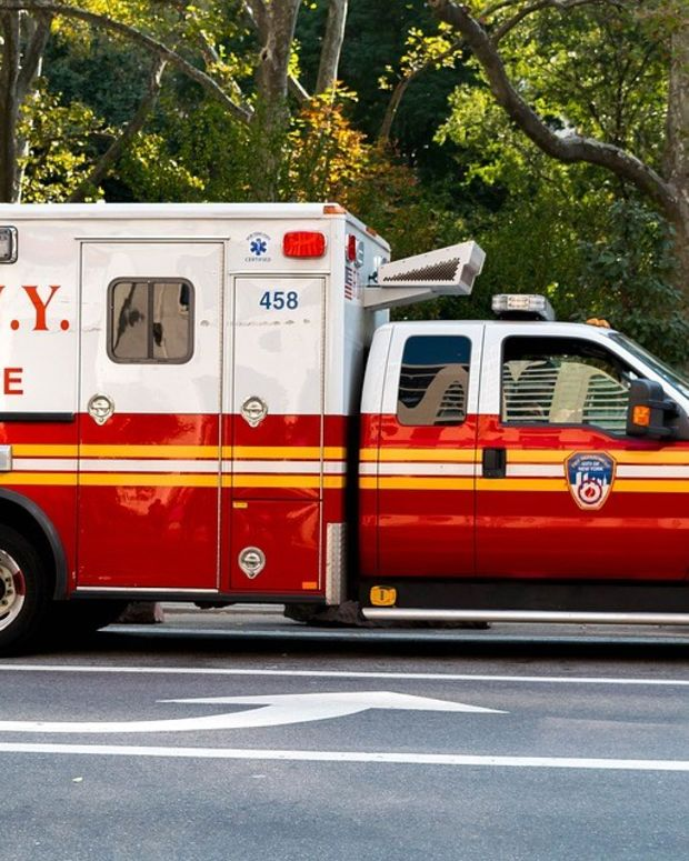 New York EMT Killed By Her Own Stolen Ambulance (Video) Promo Image