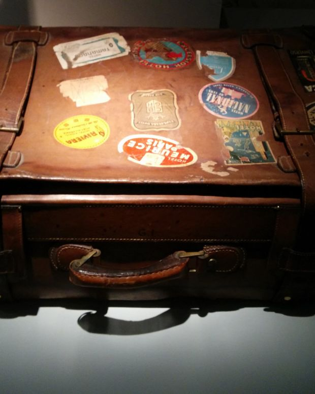 Police Find Starved Woman's Body In Suitcase Promo Image