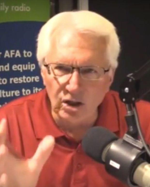 Christian Radio Host Upset Muslim Spoke At RNC (Video) Promo Image
