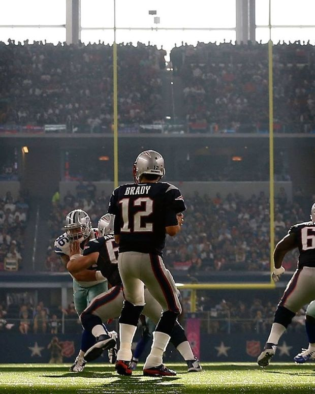 Brady Posts After Teammates Plan To Skip White House Trip Promo Image