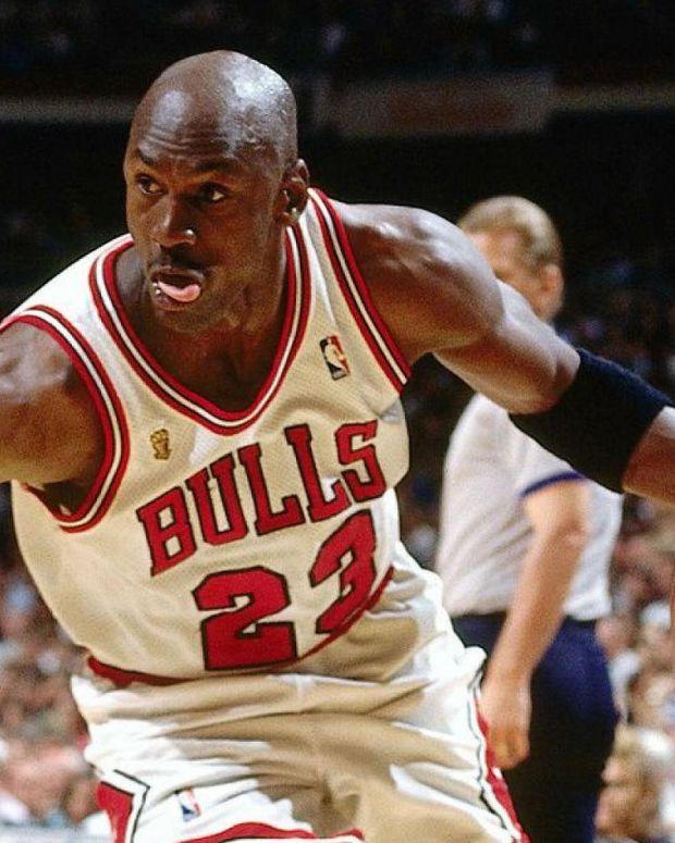 Michael Jordan Releases Letter Against Injustice Promo Image
