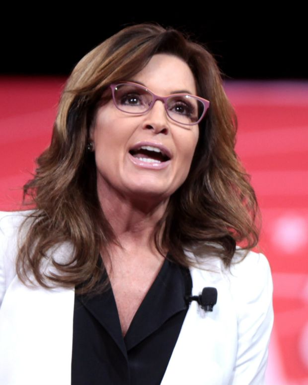 Palin Warns Trump Not To Soften On Immigration (Video) Promo Image