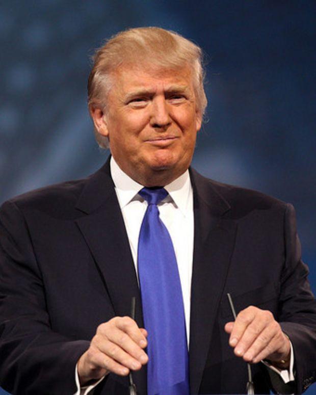 Poll: Republicans Trust Trump Over GOP Congress Promo Image