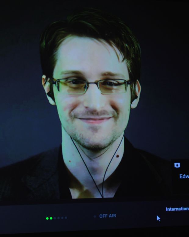 Is There Another Edward Snowden Leaking NSA Info? Promo Image