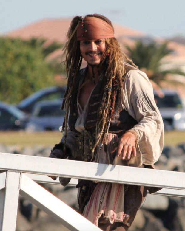 Hackers Hold New 'Pirates Of The Caribbean' For Ransom Promo Image