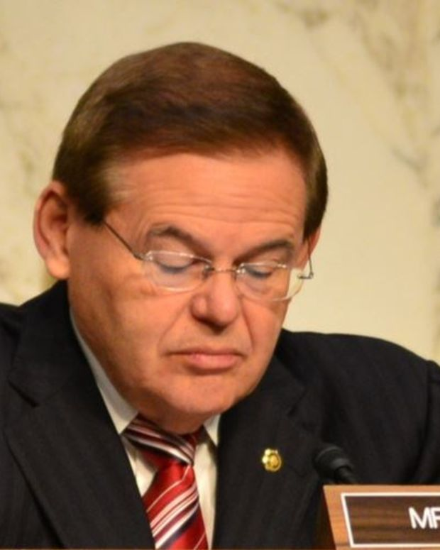 SCOTUS Refuses To Dismiss Case Against Sen. Menendez Promo Image