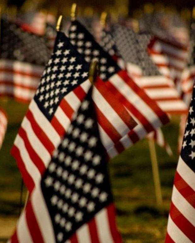 Trump: Flag Burners Should Lose Citizenship Promo Image