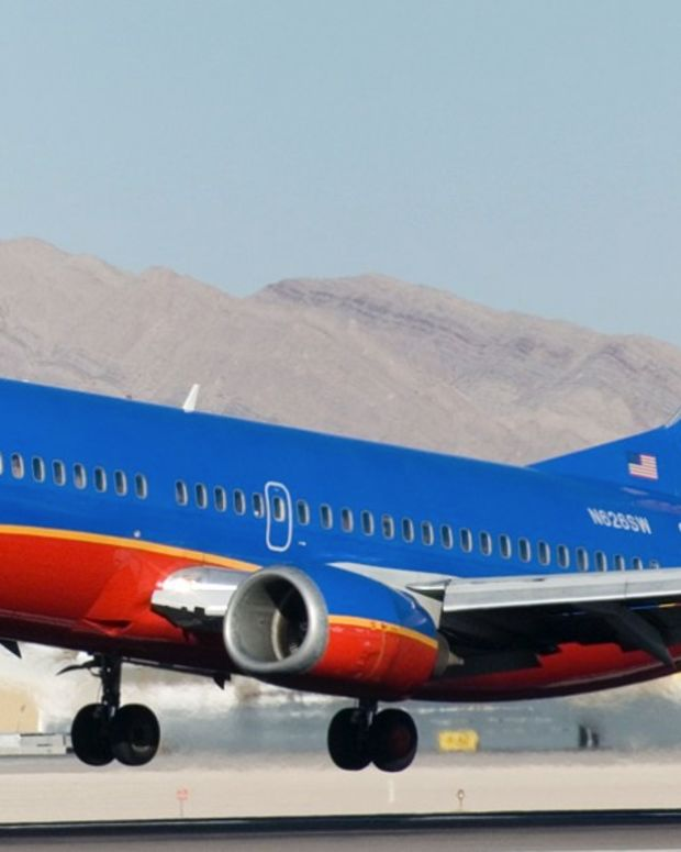 Fight Breaks Out On Southwest Airlines Plane (Video) Promo Image