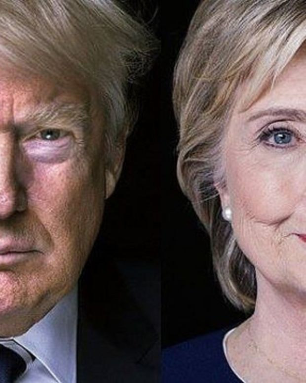 Poll Finds Clinton, Trump Tied Among Likely Voters Promo Image