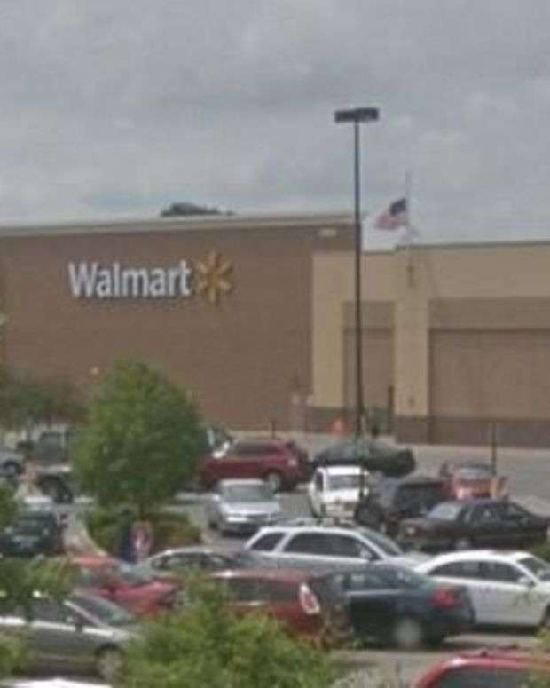 Walmart Groundskeeper Makes Disturbing Discovery In Parked Car Promo Image